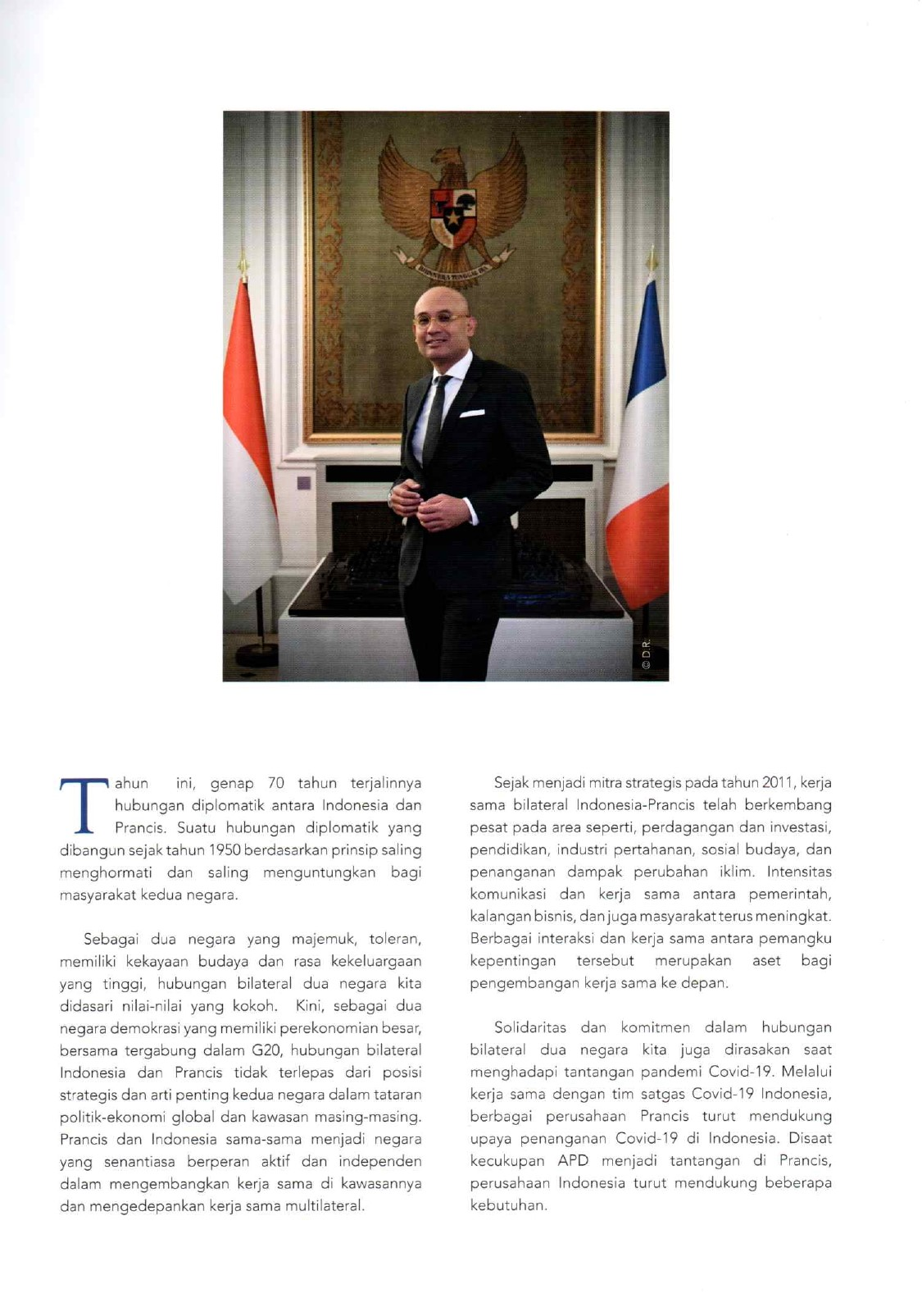 extrait Indonesia-Prancis